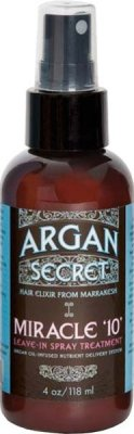 Argan Secret Miracle 10 special storlek 180ml