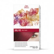 Wella. Color touch 66/45 Red satin 120ml