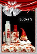 Lucka 5 Osis+ Session spray 300ml & Dust it 10g