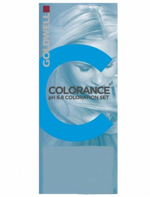 Goldwell Colorance pH 6.8 2A Blåsvart 90ml