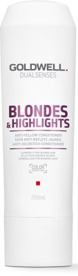 Goldwell Dualsenses Blond & Highlights Conditioner 200ml