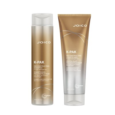 Joico K-pak duo shampoo 300ml & conditioner 250ml