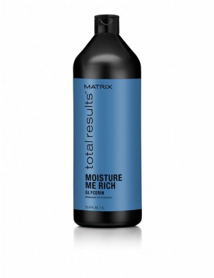 Matrix-Total Results Moisture Me Shampoo 1000ml